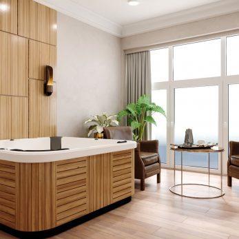 Дизайн зоны отдыха - Апартаменты ЖК Каравелла Португалии 300 кв.м