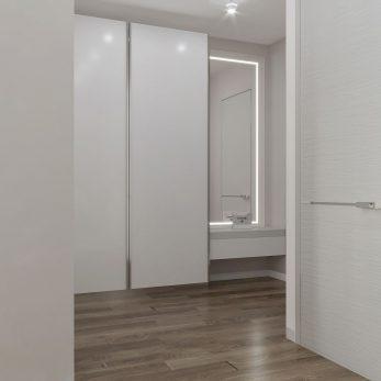 Дизайн коридора - Современный интерьер от Елены Солохиной