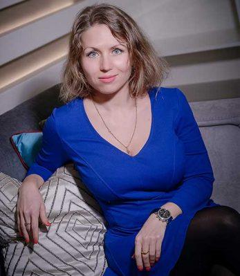 Елена Солохина, дизайнер интерьеров в Сочи