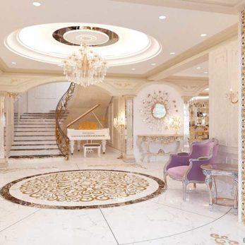 Дизайн частного дома в Сочи