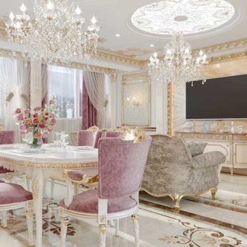 дизайн проект квартиры в москве
