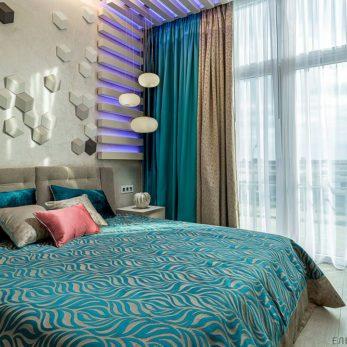дизайн квартиры на берегу моря