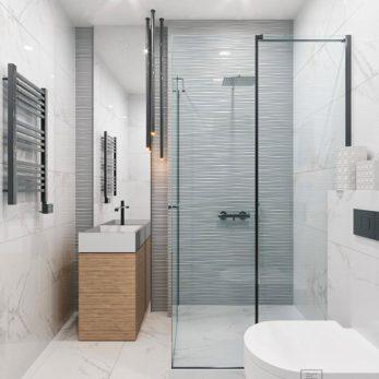 Дизайн интерьера квартиры: неоклассика с элементами модерна