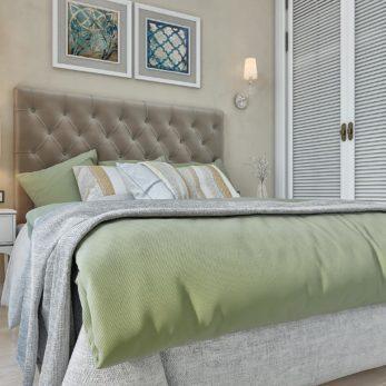 Дизайн интерьера небольшой квартиры в средиземноморском стиле