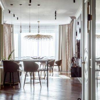 Дизайн интерьера квартиры для семьи с двумя детьми